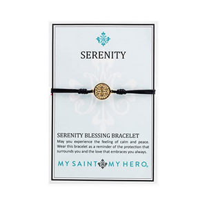 Load image into Gallery viewer, My Saint My Hero Serenity - Black - Gold