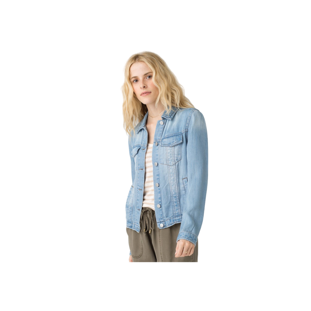Load image into Gallery viewer, Thread And Supply Jackie Jacket, Sandblast