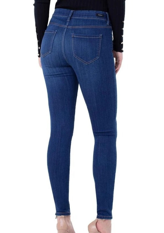 Load image into Gallery viewer, Liverpool Gia Glider Skinny Pull-On