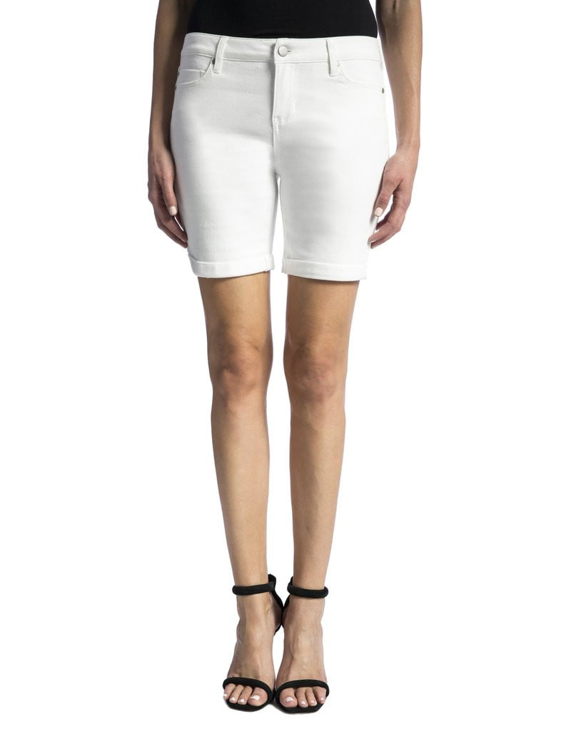 Liverpool Jeans Corine Walking Short Bright White - Shorts