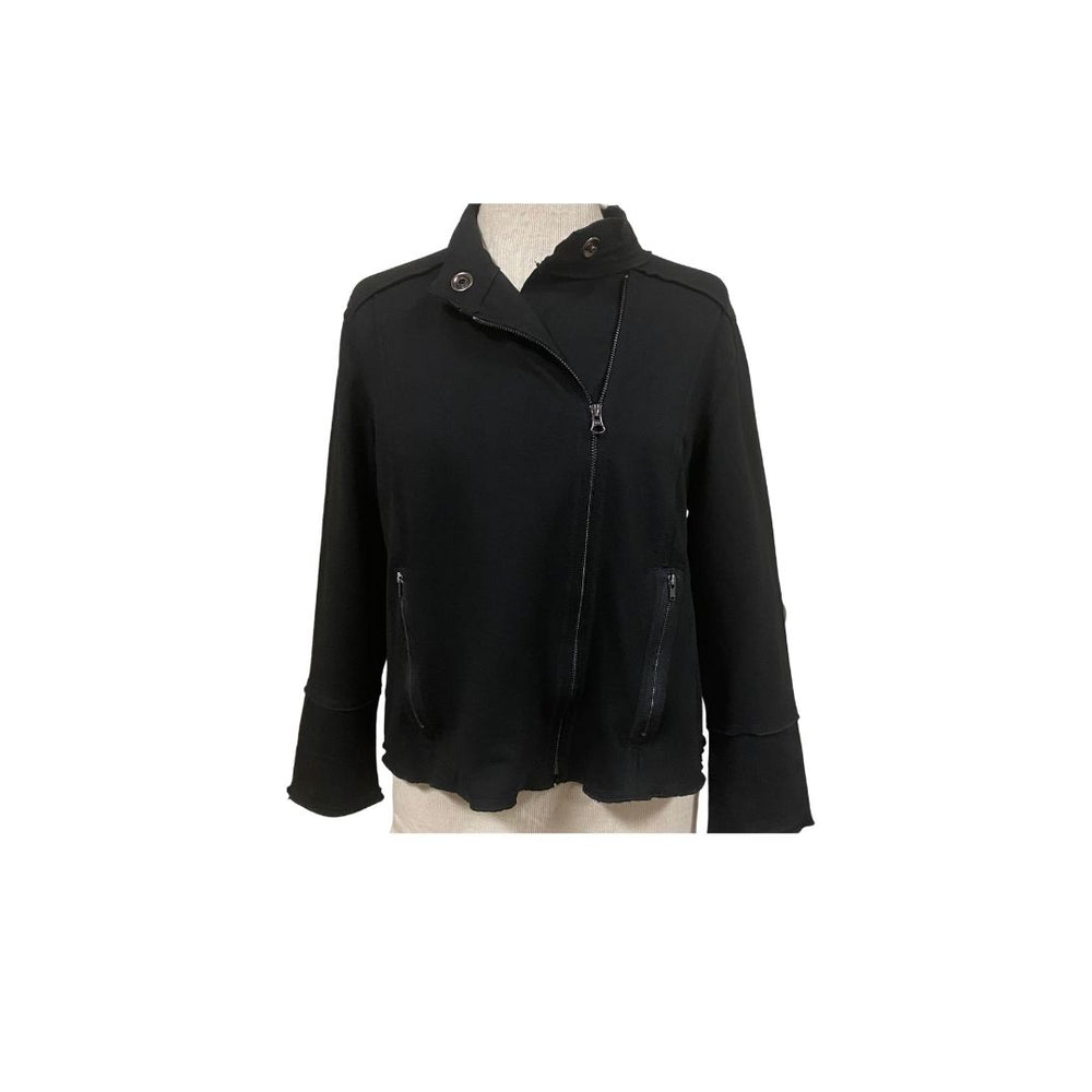 Load image into Gallery viewer, Habitat Moto Jacket - Black