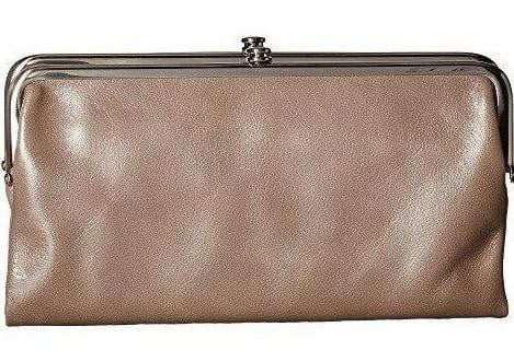 Hobo Lauren Clutch In Ash - Handbags And Wallets