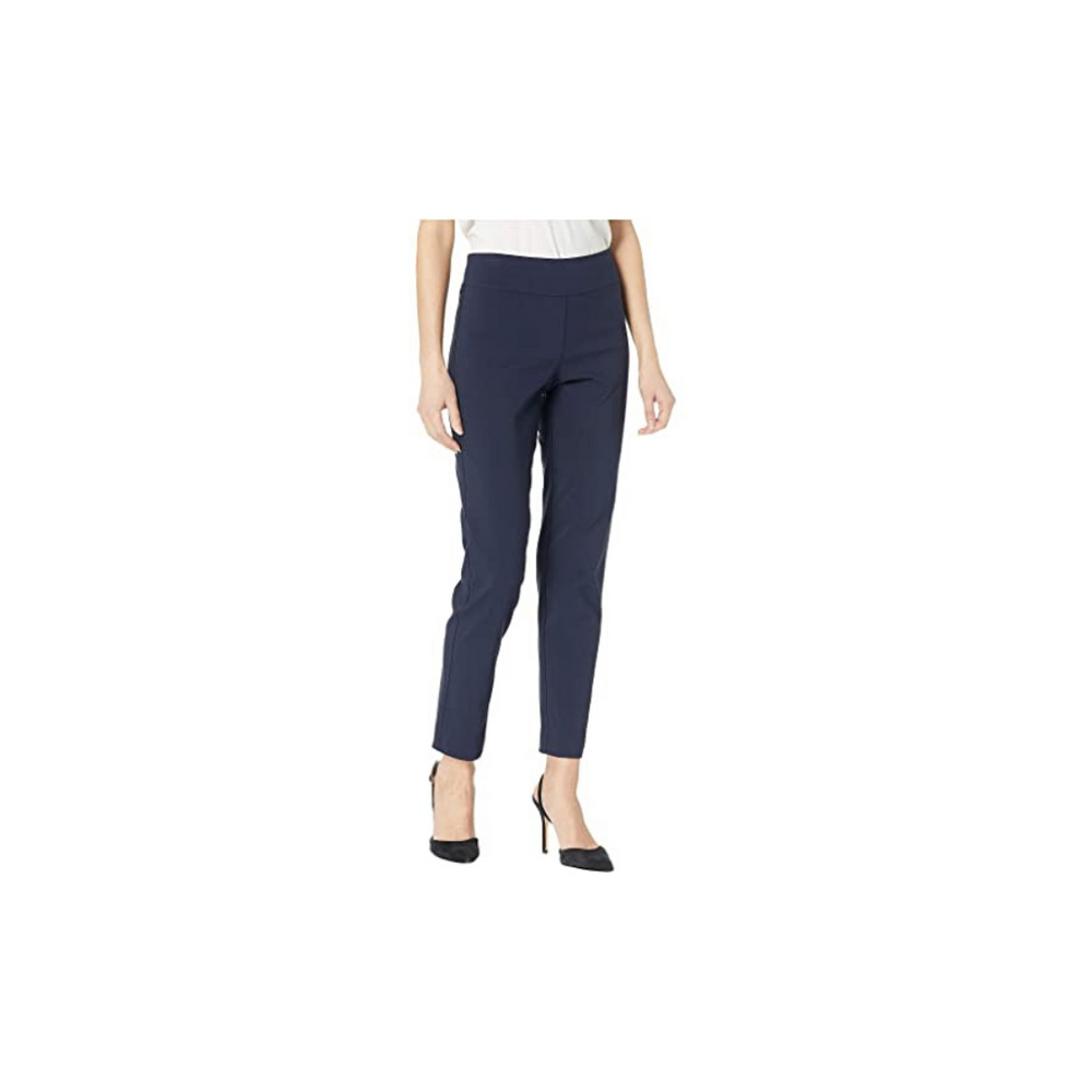 Krazy Larry Ankle Pant - Navy