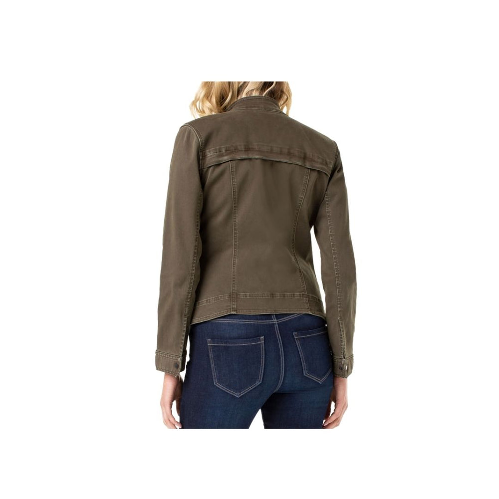 Load image into Gallery viewer, Liverpool Flight Jacket, Olive