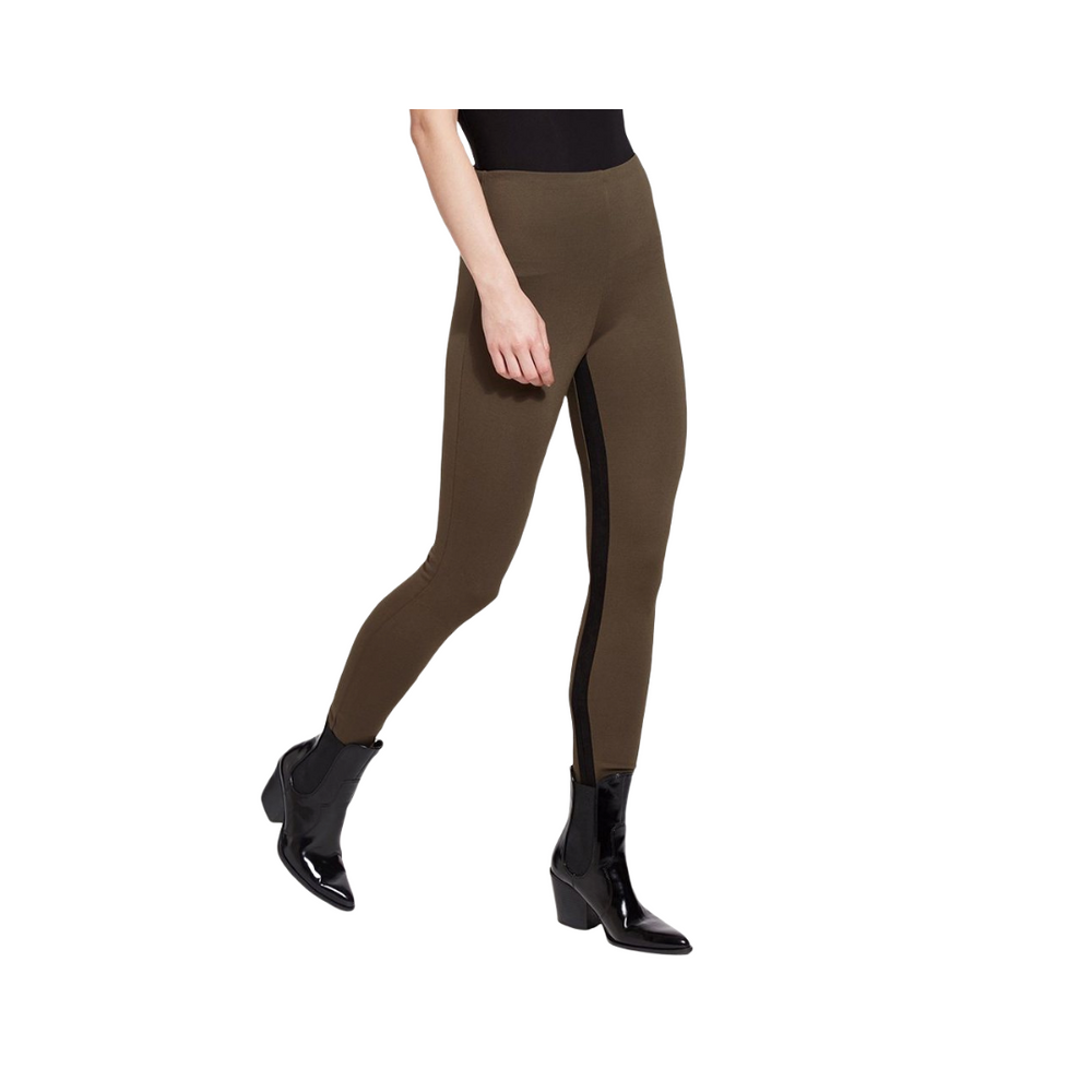 Load image into Gallery viewer, Lysse Saddle Strip Legging.