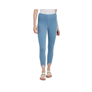 Lysse Lynette Scallop Edge Denim
