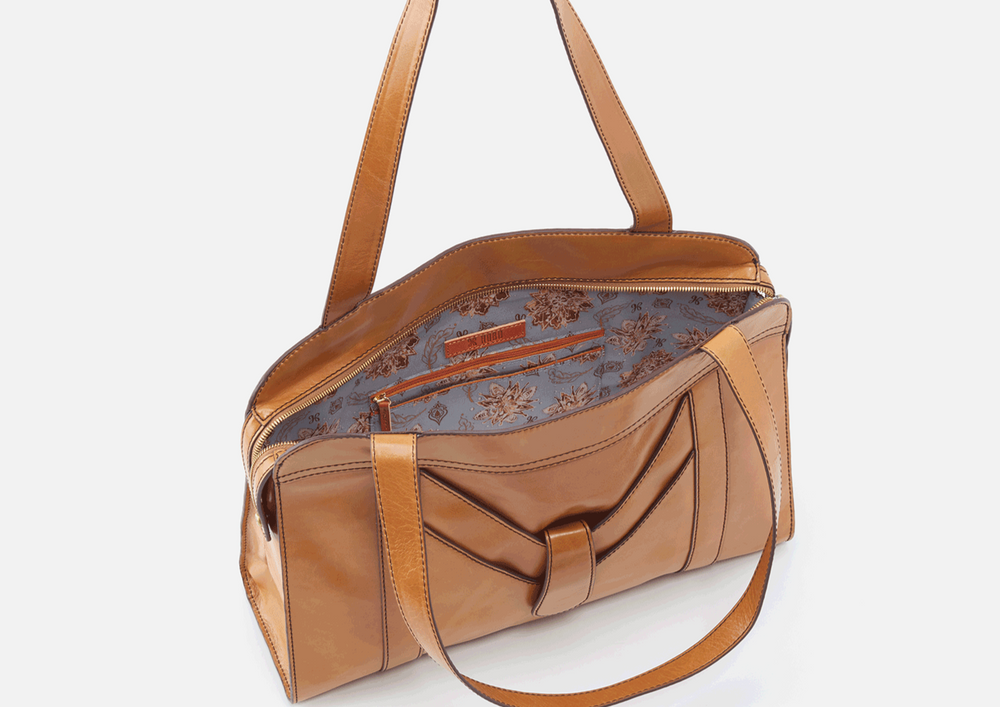 Load image into Gallery viewer, Hobo Copula Honey handbag.