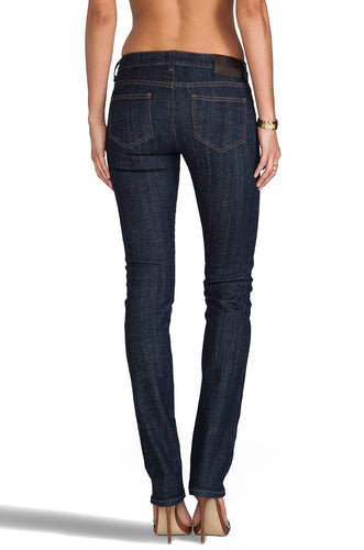 Naked and Famous The Skinny Indigo Stretch Selvedge Jean