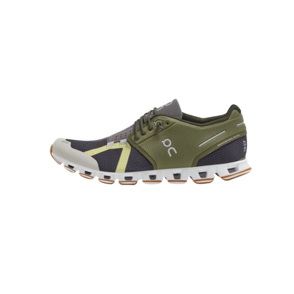 ON Cloud 70 30 Running Shoe, Reed/Damson.