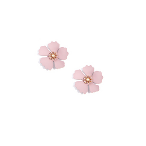 Load image into Gallery viewer, ZENZII Statement Petunia Earring.