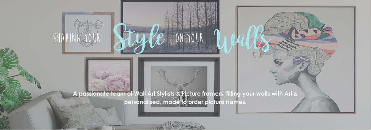Bespoke Art Framing - Wall Art Stylists and Custom Picture Framers