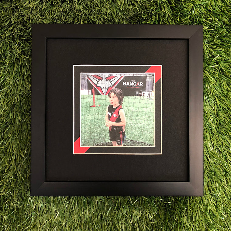 Australian Football Fan Frame - Essendon Bombers