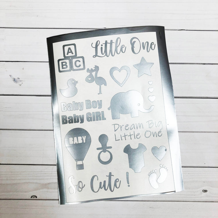 Newborn Stickers