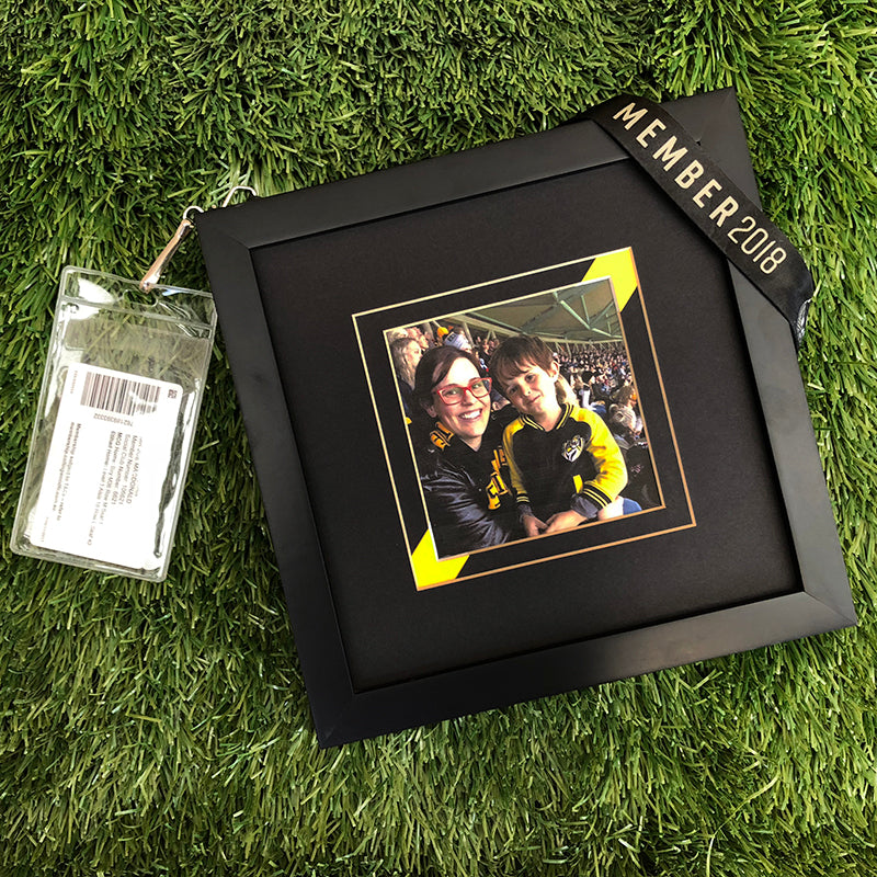 Australian Football Fan Frame - Richmond Tigers