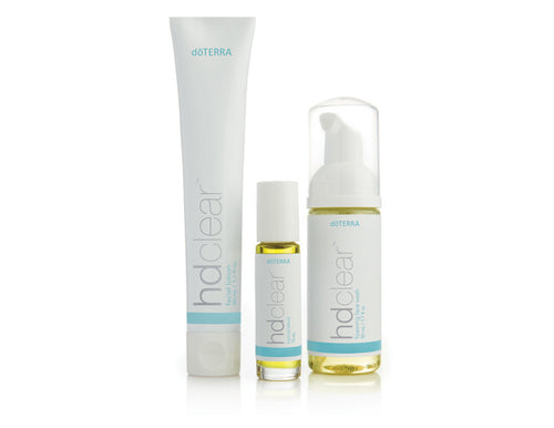 HD Clear® Facial Kit