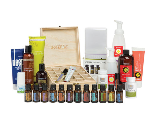 Natural Solutions Enrollment Kit