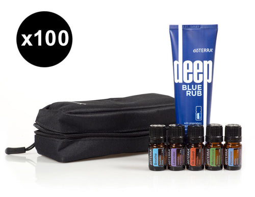 Athlete's Kit 100pk