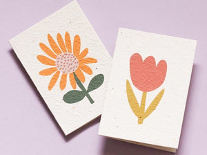 Petal Pals Mini Blooming Cards
