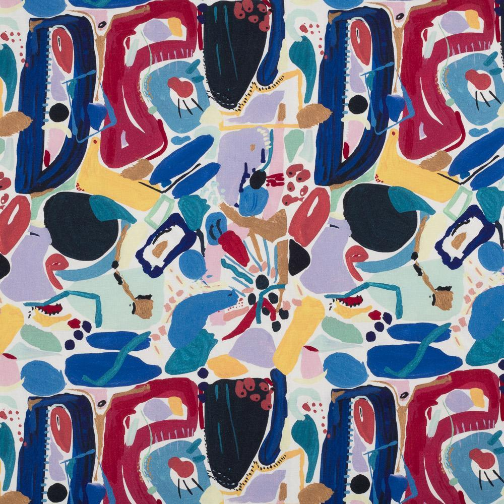 Ellen McKenna Falling Colours Burp Cloth