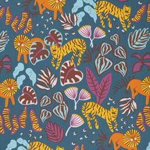 Load image into Gallery viewer, Ellie Whittaker Big Cats Wild Dusk Triangle Bib