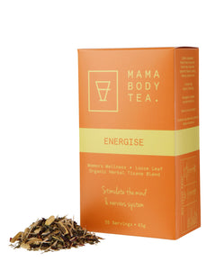 Energise // Loose Leaf Tea