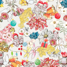 Load image into Gallery viewer, Gumnut Christmas Snow White Classic Bib