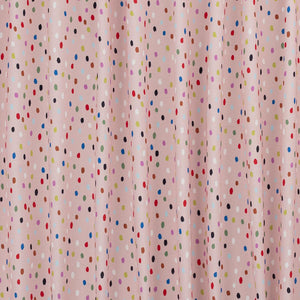 Nerida Hansen Summer Spot Pink Burp Cloth