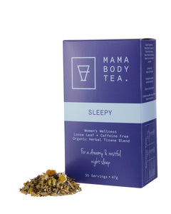 Sleepy // Loose Leaf Tea
