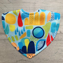Load image into Gallery viewer, Tilda & Moo X Inkling Castle Triangle Bib