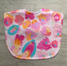 Load image into Gallery viewer, Tilda & Moo X Inkling Think Pink Classic Bib
