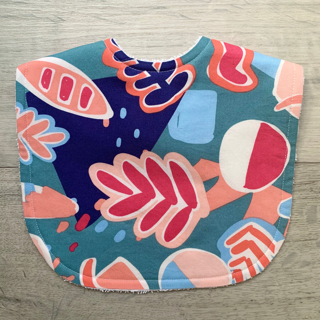 Ellie Whittaker Shapes Wild Flame Classic Bib