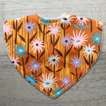 Load image into Gallery viewer, Ellie Whittaker Wildflowers Wild Dusk Triangle Bib