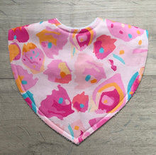 Load image into Gallery viewer, Tilda & Moo X Inkling Think Pink Triangle Bib