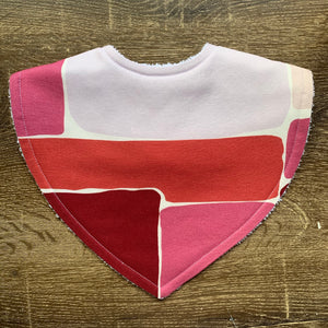 Ellen McKenna My Right Hand Triangle Bib