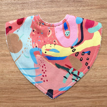 Load image into Gallery viewer, Ellen McKenna Up On The Hill Triangle Bib