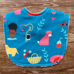 Jennifer Bouron Millennial Things Classic Bib