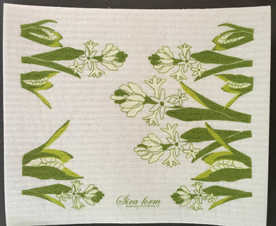 HYACINTH - SWEDISH DISHCLOTH