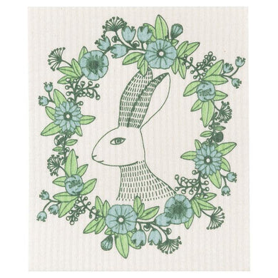 BUNNY - FANCY - SWEDISH DISHCLOTH