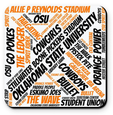 Oklahoma State University Coaster