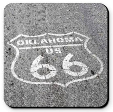 COASTER - ROUTE 66 PAVEMENT