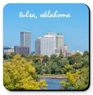 COASTER - DOWNTOWN TULSA