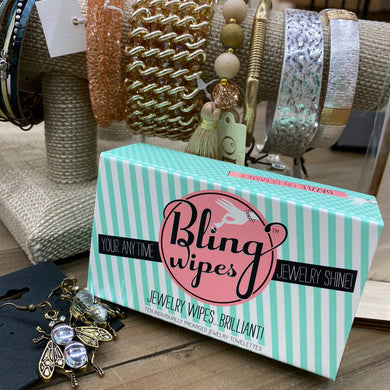 Bling Wipes - Your Anytime Jewelry Shine!