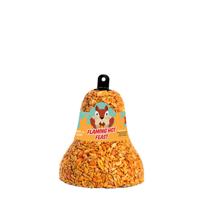 Bird Seed - Flaming Hot Feast Bell