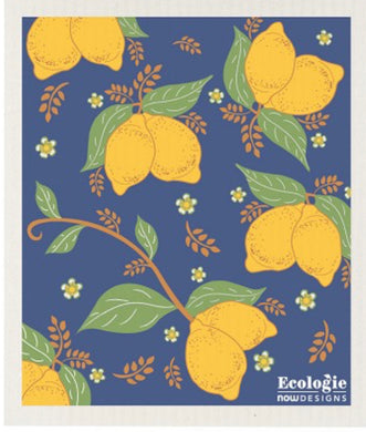 LEMONS (PROVENÇAL LEMONS) - SWEDISH DISHCLOTH