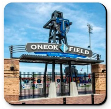 COASTER - ONEOK FIELD