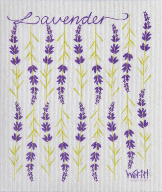 LAVENDER - SWEDISH DISHCLOTH