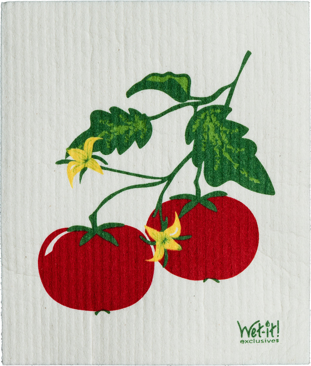 TOMATO VINE - SWEDISH DISHCLOTH