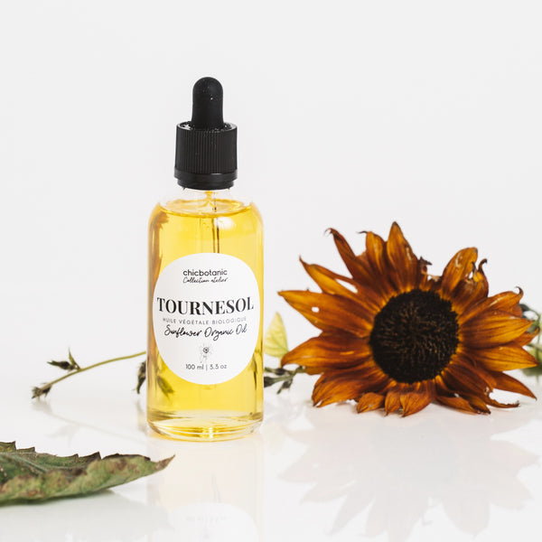huile tournesol sunflower oil