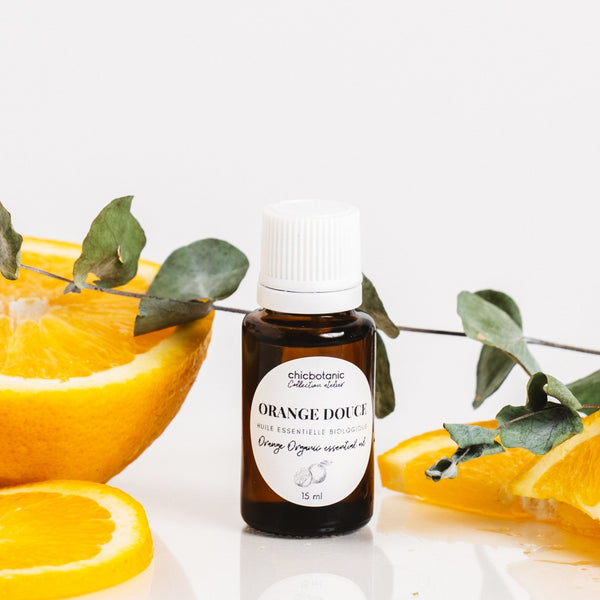 orange douce huile essentielle sweet orange essential oil