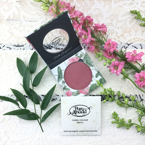 Pure Anada | Fard à joues compact / Pressed cheek colour - Day Lily